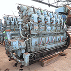 Ruston 6RKCM Engines EDS feat