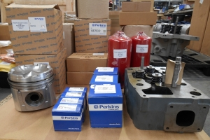 Perkins 4000 Parts full