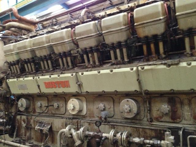 Diesels For Sale >> Ruston 16RK270GS 3MW Gas Generator Sets » European Diesels