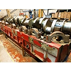 20RK270 Crankshaft on Bedplate featured